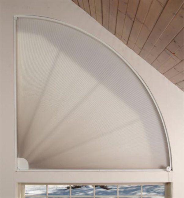 Arched Window Treatments Adjust A View Moveable Arches By Omega Moveable Arched Window